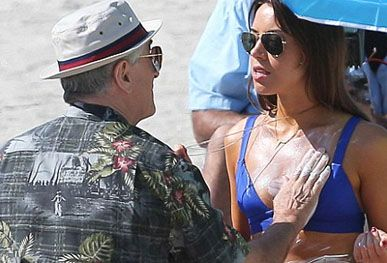 PICTURE EXCLUSIVE: Zac Efron checks out bikini babe Zoey Deutch while Robert De Niro gets hands on with co-star Aubrey Plaza on the set of Dirty Grandpa: http://lilotime.com/picture-exclusive-zac-efron-checks-out-bikini-babe-zoey-deutch-while-robert-de-niro-gets-hands-on-with-co-star-aubrey-plaza-on-the-set-of-dirty-grandpa/
