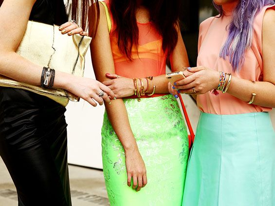 """@CYNICS ACCESSORIES – """"I Am You, You Are Me"""" Campaign - We produced and styled a mock street style campaign photo shoot for Cynics accessories. Shot by Byron Spencer with bloggers as models. The bloggers are Carmen Hamilton of Chronicles of Her, Emily Fang of Little Black Book and Brooke Lazarus of The Topknotter. For more details on the campaign head too - http://bleachpr.com.au/2012/portfolio-bleach-marketing/cynics-i-am-you-you-are-me-campaign.html#"""