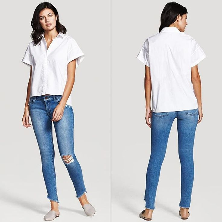 Всё продуманно до мелочей в этой паре из новой коллекции DL1961. Модная скошенная линия низа, бахрома, рваные детали, укороченная длина - всё, абсолютно всё в этой паре делают её идеальной для этой весны.  #spring #fashion #outfitidea: #stylish & #trendy #DL1961 #jeans helps to create #chic #outfit #мода #стиль #тренды #джинсы #модно #стильно #новаяколлекция #киев