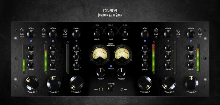 Superstereo DN606 6 channel valve mixer, bridging the gap a little between conventional style mixers feature-wise & vintage rotary units. Released some time in 2015.  http://www.superstereo.co.uk/info/