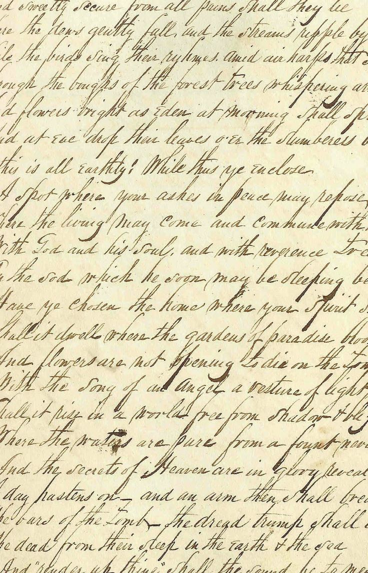 Love Wallpaper Writing : Antique Images: Free Background Paper: Handwritten Page ...