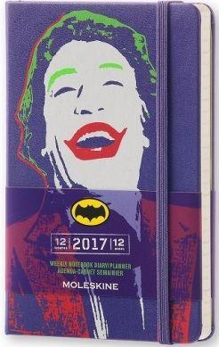 2017 MOLESKINE BATMAN LIMITED EDITION VI af Moleskine