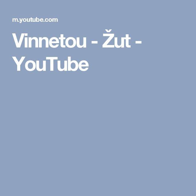 Vinnetou  - Žut - YouTube