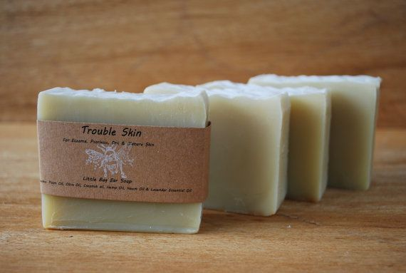 Psoriasis Soap with Pine Tar Recipe: Veggie Soaps Recipes 2