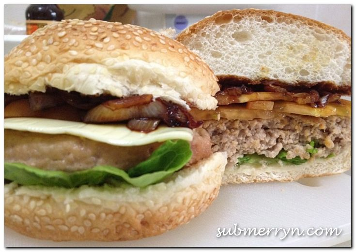 Simple Homemade Burger Patty Recipe