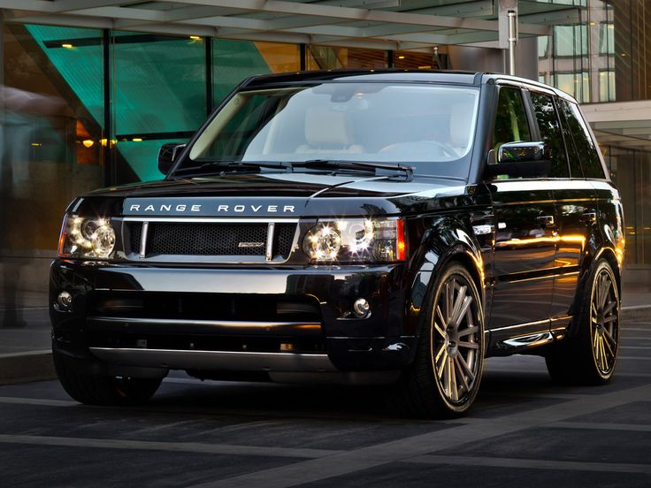 stromen range rover sport rrs edition 2012 on four. Black Bedroom Furniture Sets. Home Design Ideas