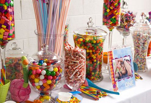 I've always wanted to do this for a birthday party!