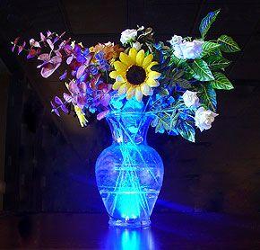 DIY Waterproof LED Lights to Make Floral Displays