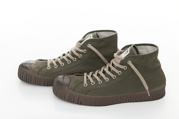 Image of Special 1956 Mid - Army Sneakers spalwart.com