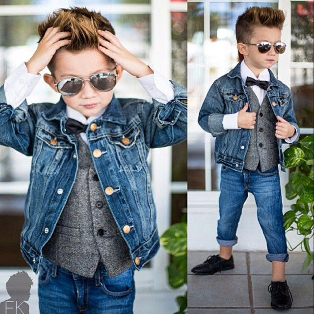 This little boy it just too cute