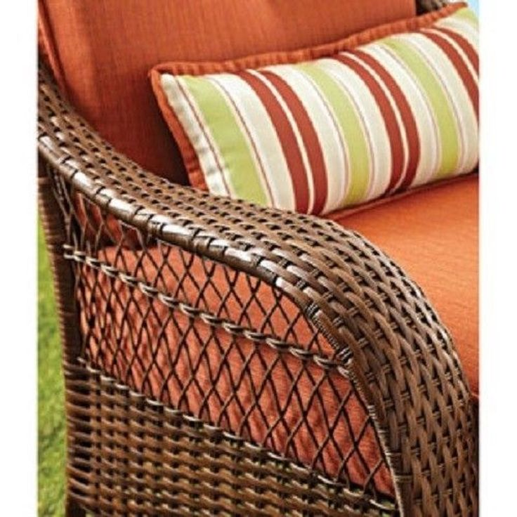 Better Homes And Gardens Azalea Ridge, Better Homes And Gardens Patio Furniture Replacement Cushions Azalea
