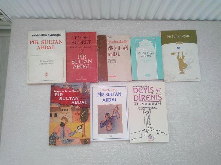 Pir Sultan Abdal Kitaplarım-2016