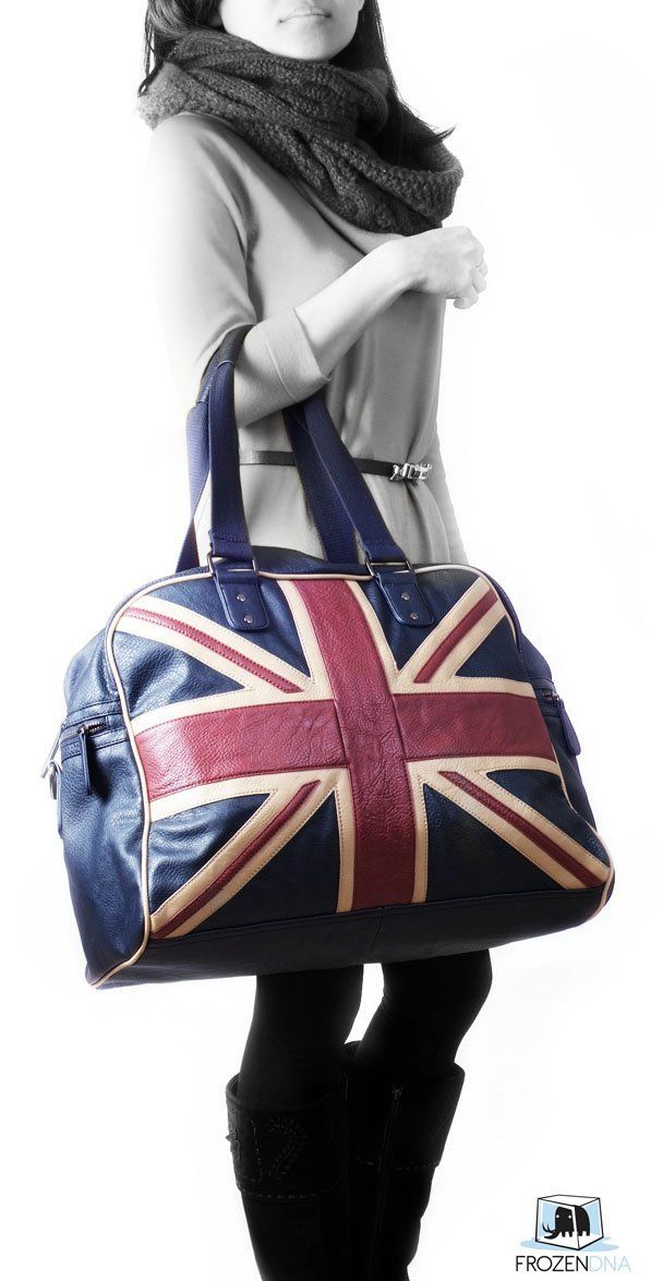 Union Jack Weekend Bag