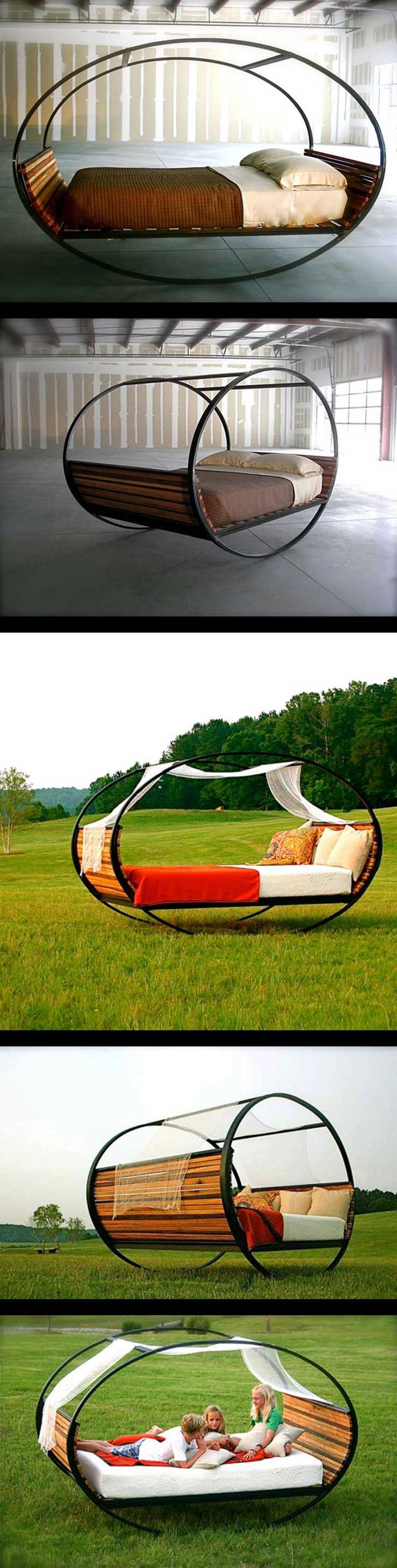 Mood Rocking Bed By Shiner International:: Hahaha! I Was Just Picturing  Myself Sleeping