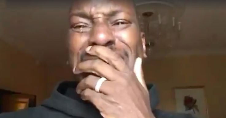 Tyrese Gibson Sobs 'Please Don't Take My Baby' in Emotional Plea to Ex-Wife - PEOPLE.com