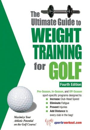 The Ultimate Guide to Weight Training for Golf- for the girl