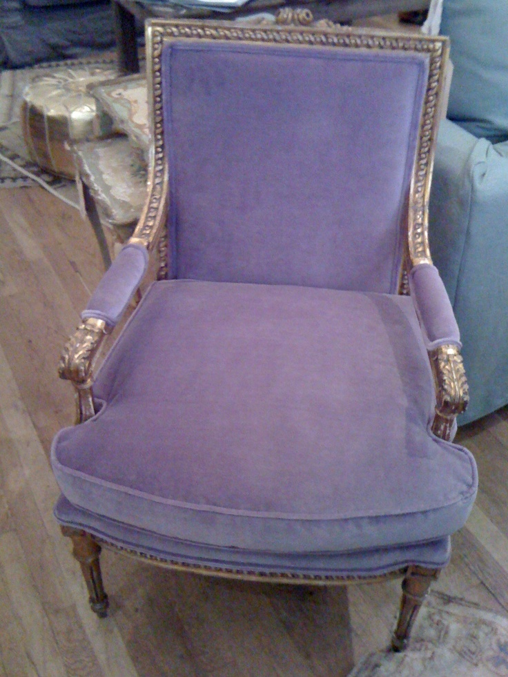 Louis XV Bergere Chair From Rachel Ashwellu0027s Shabby Chic Store In Manhattan  Http://