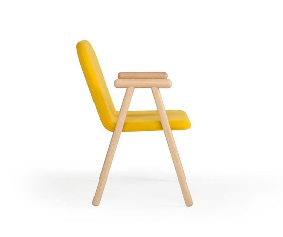 'Pole' chair by Paul Nederend for Odesi Dailytonic