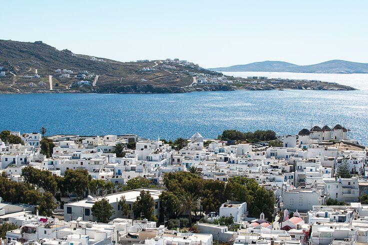 Location-Location- Location: Alana Pension just has the best one! Read more at: http://goo.gl/uFk1Zo   #mykonos #mykonosisland #greece #aegean #apartment #summer #summer2016 #greece2016 #alanamykonostown