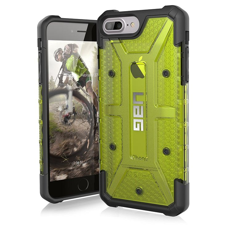 UAG Θήκη Plasma Feather-Light Composite iPhone 7 Plus - Citron #UAG #Citron_Case #Heavy_Duty #agorashop