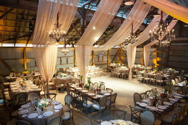 Rustic-Elegant Wedding In Ojai Valley, California