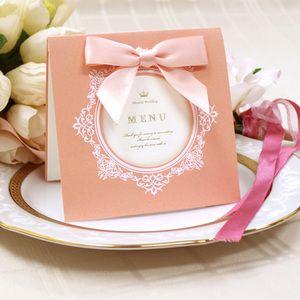 ゲストに喜ばれる結婚式の手作りメニュー表&無料テンプレート | VERANDAHER|モノトーン素材とインテリア雑貨