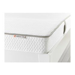 """MORGONGÅVA Natural latex mattress - Full - 15% synthetic latex What's that? 599 Height 7 7/8"""""""