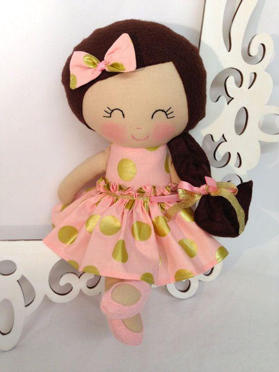 Bambola di stoffa bambole di stoffa morbida bambola bambole