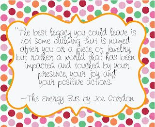 The Energy Bus Quotes Simple 13 Best The Energy Bus Images On Pinterest  Energy Bus The Energy . Design Ideas