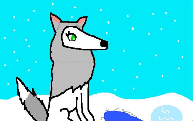 Animal Jam Arctic Wolf Hat