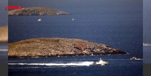 Kardakta sıcak saatler : Kardakta sıcak saatler. Bodrumun Gümüşlük Mahallesine 3.5 mil uzaklıktaki Kardak kayalıklarına bu sabah saatlerinde Yunanistana ait Kilimli (Kalimnos) ve Leros adasından gelen 10 balıkçı teknesi gerginliğe yol açtı. Balıkçı tekneleri ile birlikte İstanköy (Kos) adasından gelen Yunan sahil güvenl...  http://www.haberdex.com/turkiye/Kardak-ta-sicak-saatler/126848?kaynak=feed #Türkiye   #Kardak #saatler #adasın #sıcak #açtı
