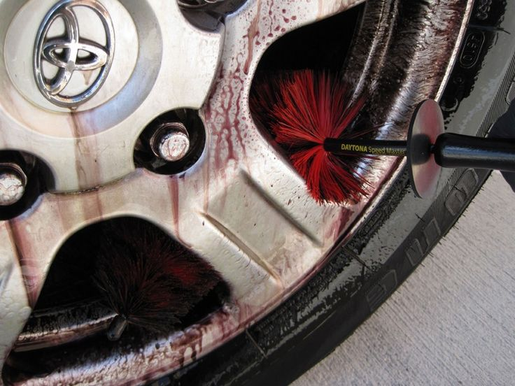 How To: Properly Clean, Protect, & Maintain Wheels & Tires - Auto Geek Online Auto Detailing Forum