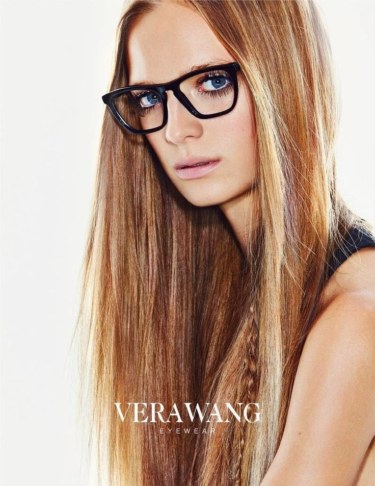 the fashion advertising updated daily vera wang eyewear ad campaign