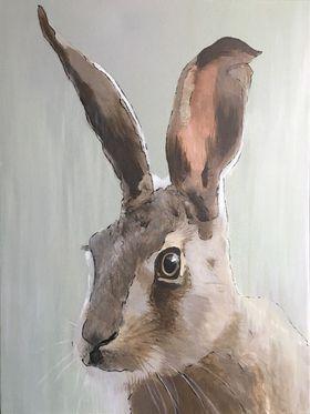 Hare by Paul Hardern