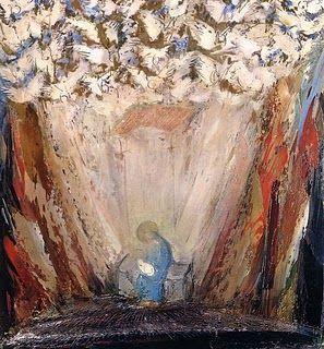 W. Congdon: Nativity