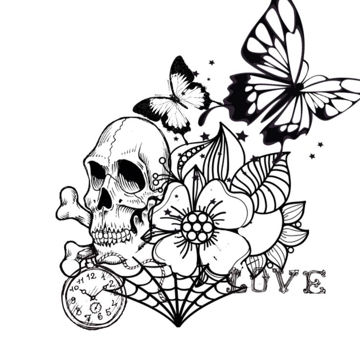 gothic art coloring pages - photo#31