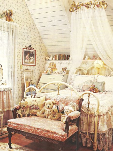 44 Best Shabby Chic Attic Rooms Images On Pinterest Home
