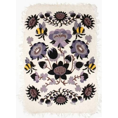Klaus Haapaniemi wool carpet for Tikau