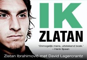 Voor voetballers. Een biografie van Zlatan, een dwarsligger pur sang.