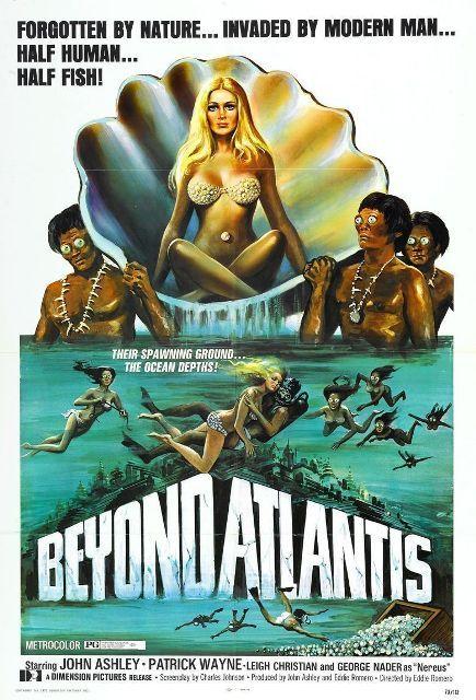 Beyond Atlantis (1973) DVDRip x264 720MB Release Date: September 1973 (USA) Director: Eddie Romero | Genre: Fantasy, Horror, Sci-Fi Cast: Patrick Wayne, John Ashley, Leigh Christian Resolution: 640×480 | File Size: 718.67 MiB | Runtime: 1h 31mn