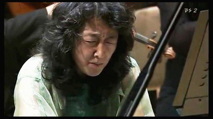 MITSUKO UCHIDA ~ Beethoven Piano Concerto # 5 / Seiji Ozawa / Saito Kine...