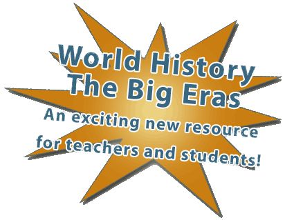World History for Us All is a national collaboration of K-12 teachers, collegiate instructors, and educational technology specialists. It is a project of San Diego State University in cooperation with the National Center for History in the Schools at UCLA. World History for Us All is a continuing project. Elements under development will appear on the site in the coming months.