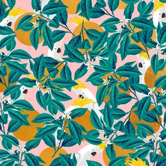 Pattern I worked on today :) Now up in our @society6 shop and will soon be available with the rest of our stockists #tropical #pattern #patternmaking #artistdesigned #society6th #society6art #society6shop #society6artist