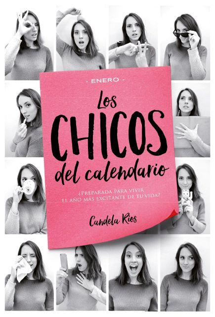 Los chicos del calendario. Enero // Candela Ríos // Titania sombras (Ediciones Urano)