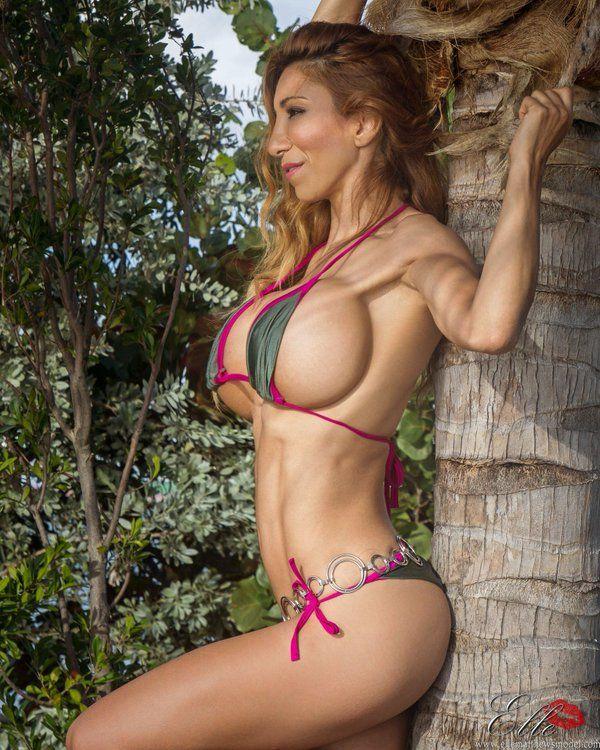 Eva longoria bikini beach
