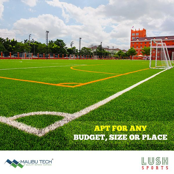 Apt for any budget, size, or place. Lush Sports makes a game desirable and playable.   #MalibuTech #LushSports #Sports