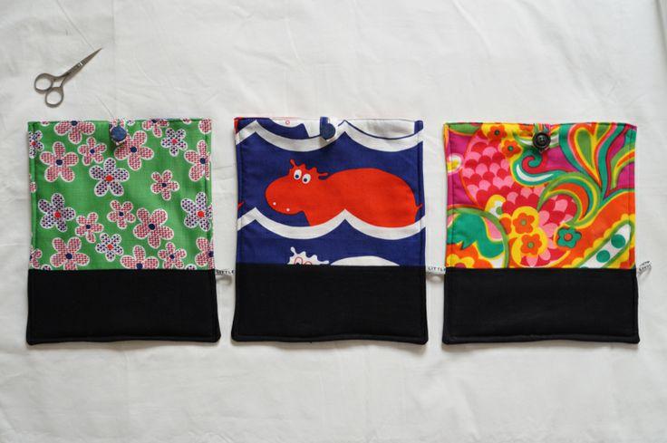 little minx Tablet Slip-Covers