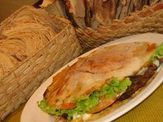 Beirute de Kafta - Restaurante Arabesco no dia 22/02/2016
