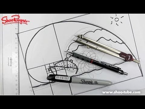 The Mysterious Magic of Geometry for Artists - YouTube