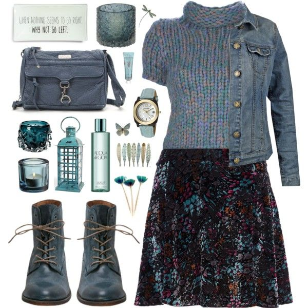 """""""It's Windy and Cloudy..."""" by helen-shesterneva on Polyvore"""